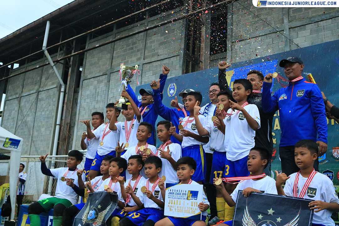 [011219-CLOSING CEREMONY] CLOSING CEREMONY & CELEBRATION FOR THE ALL CHAMPION U9-U11 PART 2