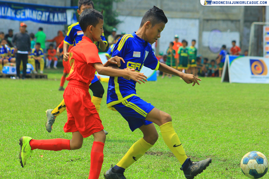 [011219-FINAL CUP U11] GIRAS SOCCER SCHOOL VS D'JOE FC PART 2
