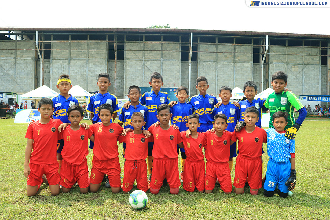 [011219-FINAL CUP U11] GIRAS SOCCER SCHOOL VS D'JOE FC PART 3
