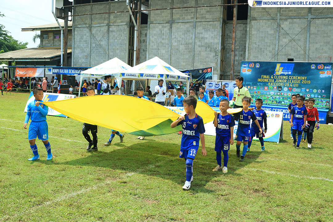[011219-FINAL CUP U9] PELITA JAYA SOCCER SCHOOL VS FIFA FARMEL PART 3