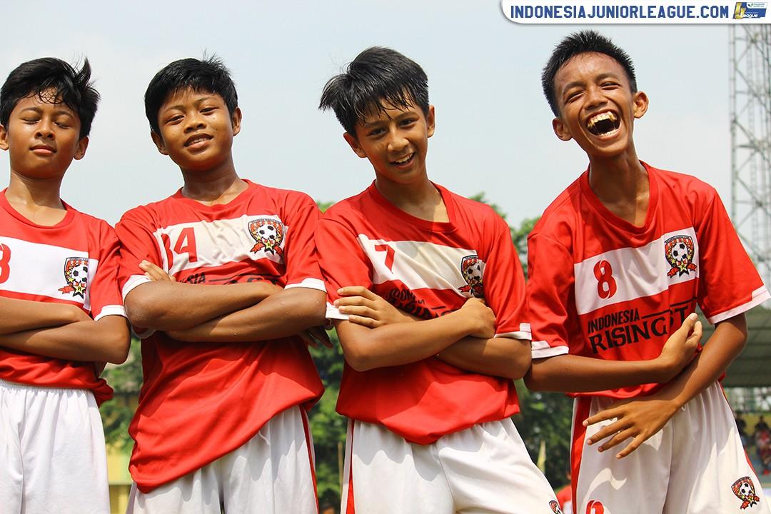 [13012019] GARUDA JUNIOR TANGERANG VS INDONESIA RISING STAR