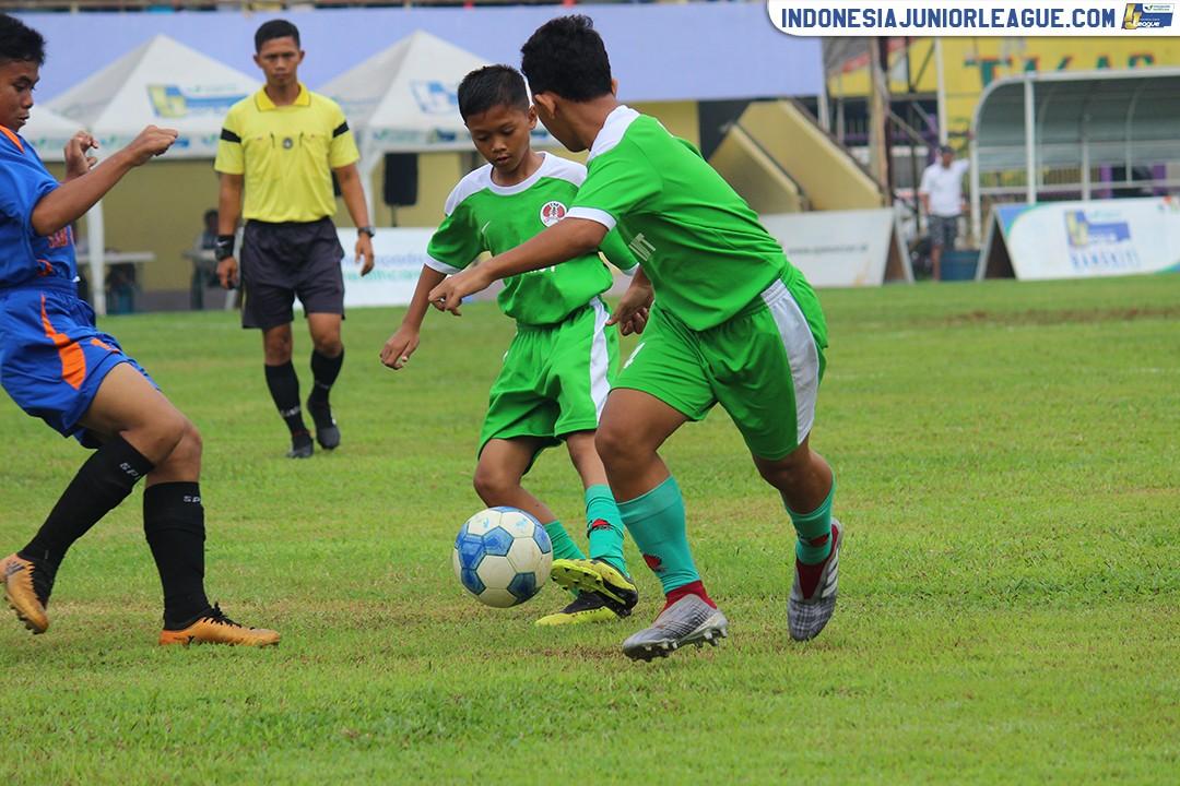 [20012019] INDONESIA MUDA UTARA VS GAREC'S 1978