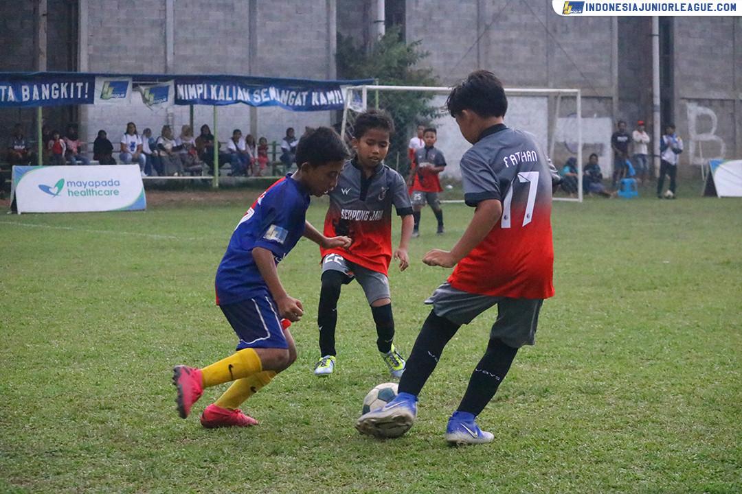 [CHAMPION U11 - 031119] ALBA FC VS SERPONG JAYA
