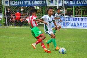 [PLATE U11-260921] BMIFA VS INDONESIA MUDA UTARA
