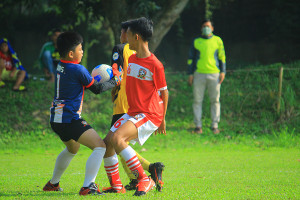 [PLATE U11-260921] INDONESIA RISING STAR VS CIPONDOH PUTRA