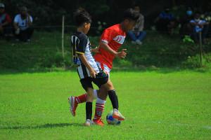 [PLATE U11-260921] INDONESIA RISING STAR VS GARUDA MUDA BILLAL FC