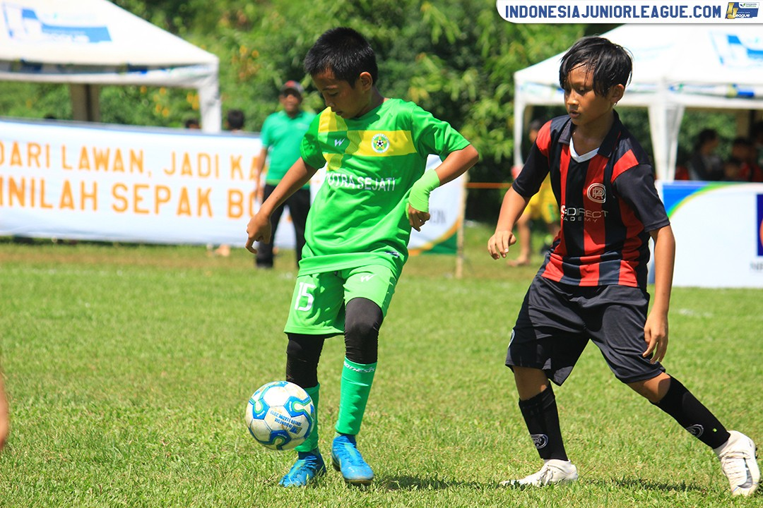[U11-14042019] PUTRA SEJATI VS PRO;DIRECT ACADEMY