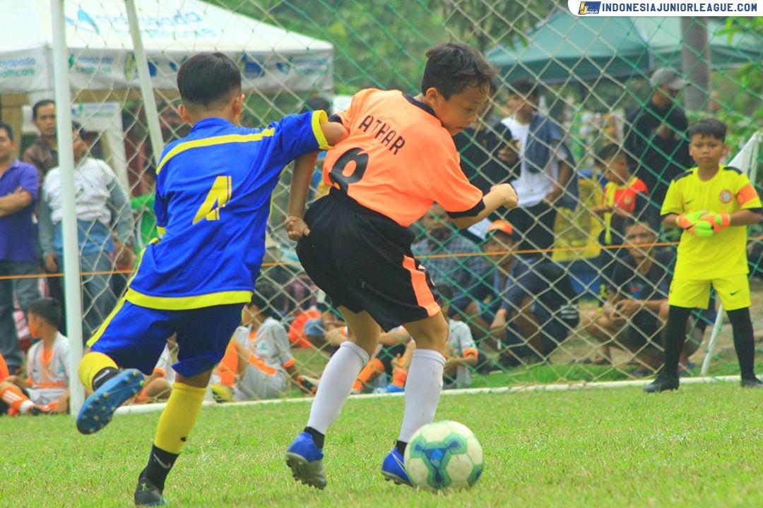 [U11-140719] STONI INDONESIA FC VS GIRAS SOCCER SCHOOL