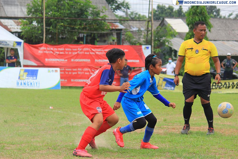 u11 151120 djoe united vs pelita jaya soccer school