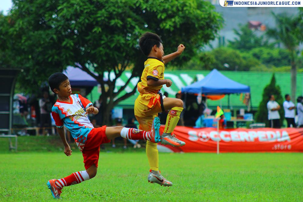 u11 151120 indonesia rising star vs salfas soccer