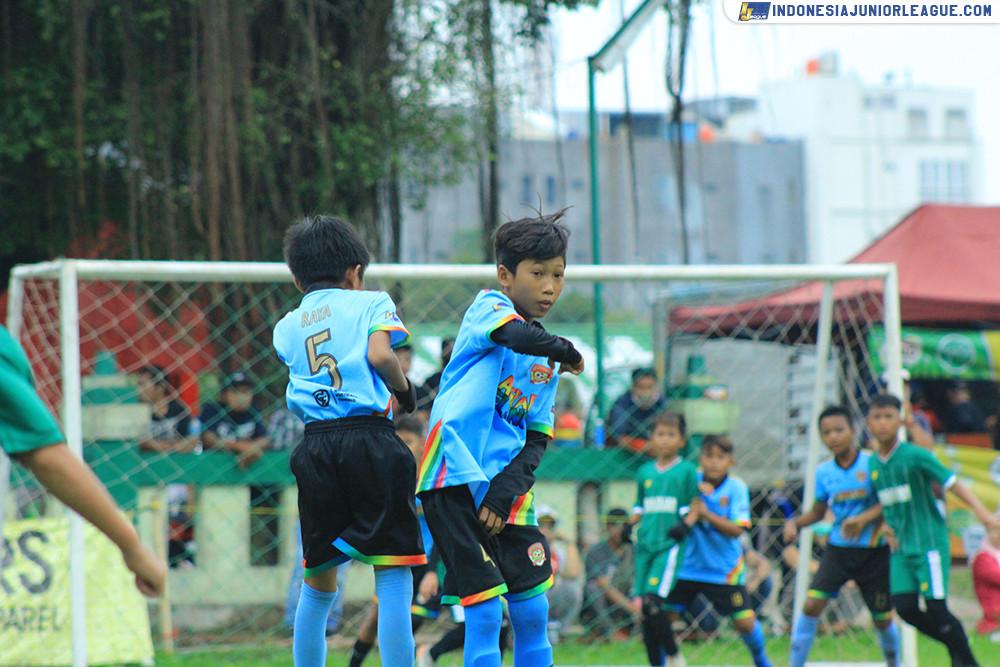 u11 151120 laskar pelangi soccer vs brazilian soccer school pik