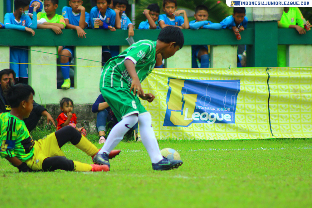 u11 151120 surya bakti cilegon vs grt sitanala soccer school