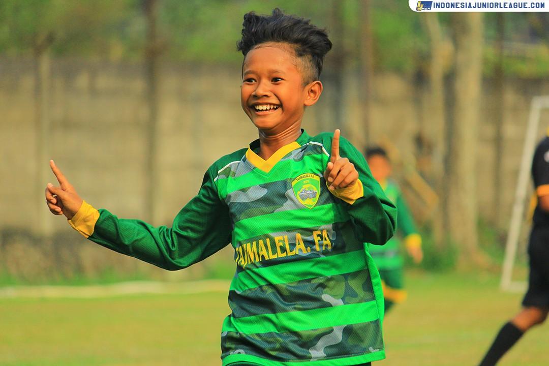 Muhammad Arkan Tak Mau Ketinggalan   Indonesia Junior League