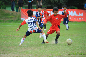 [U11-291120] INDONESIAN EAGLES VS ALBA FC