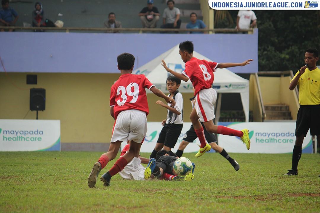 [U13 - 11112018] PRODIRECT ACADEMY VS INDONESIA RISING STAR