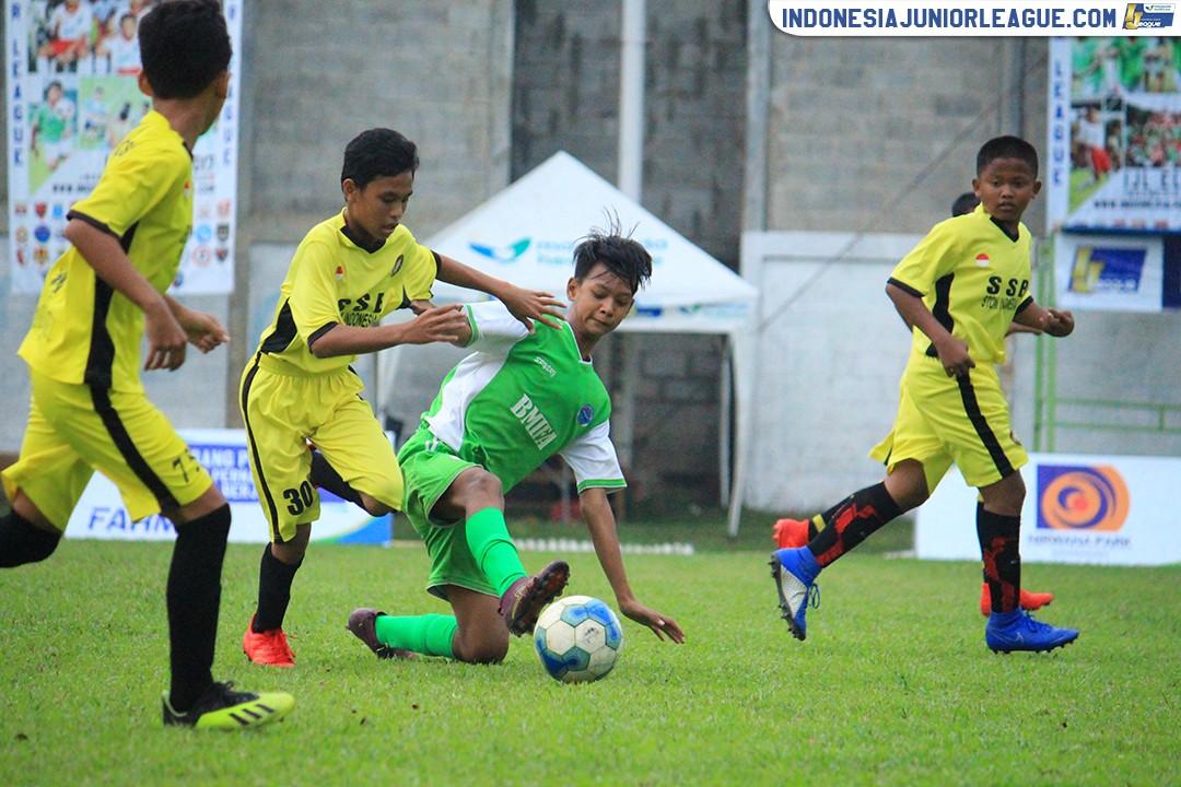 [U13 - 06042019] STONI INDONESIA FC VS BMIFA