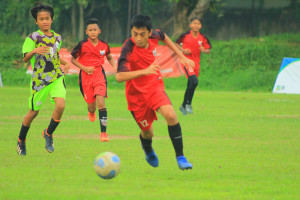 [U13-100421] INDONESIAN EAGLES VS B 24 HABS FC