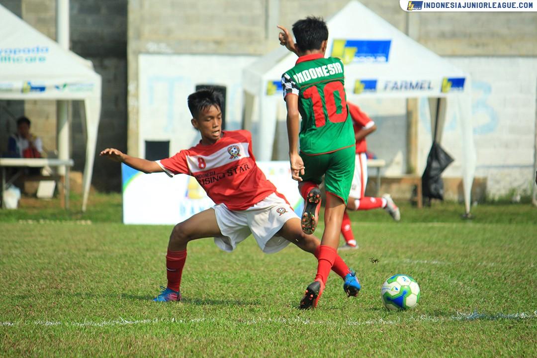 [U13-060719] INDONESIA RISING STAR VS CISS SOCCER SKILL GALLERY