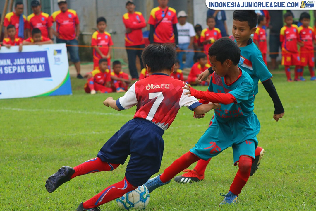[U9 - 07042019] ALBA FC VS ALL STAR GALAPURI
