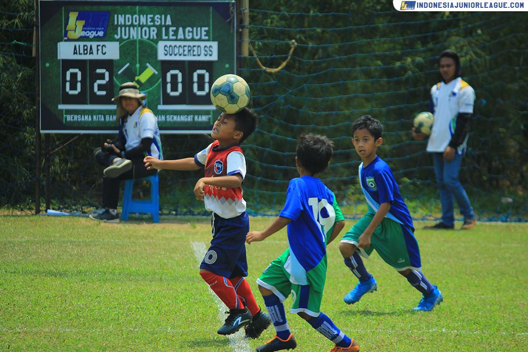 [U9-150919] ALBA FC VS SOCCERED SOCCER SCHOOL