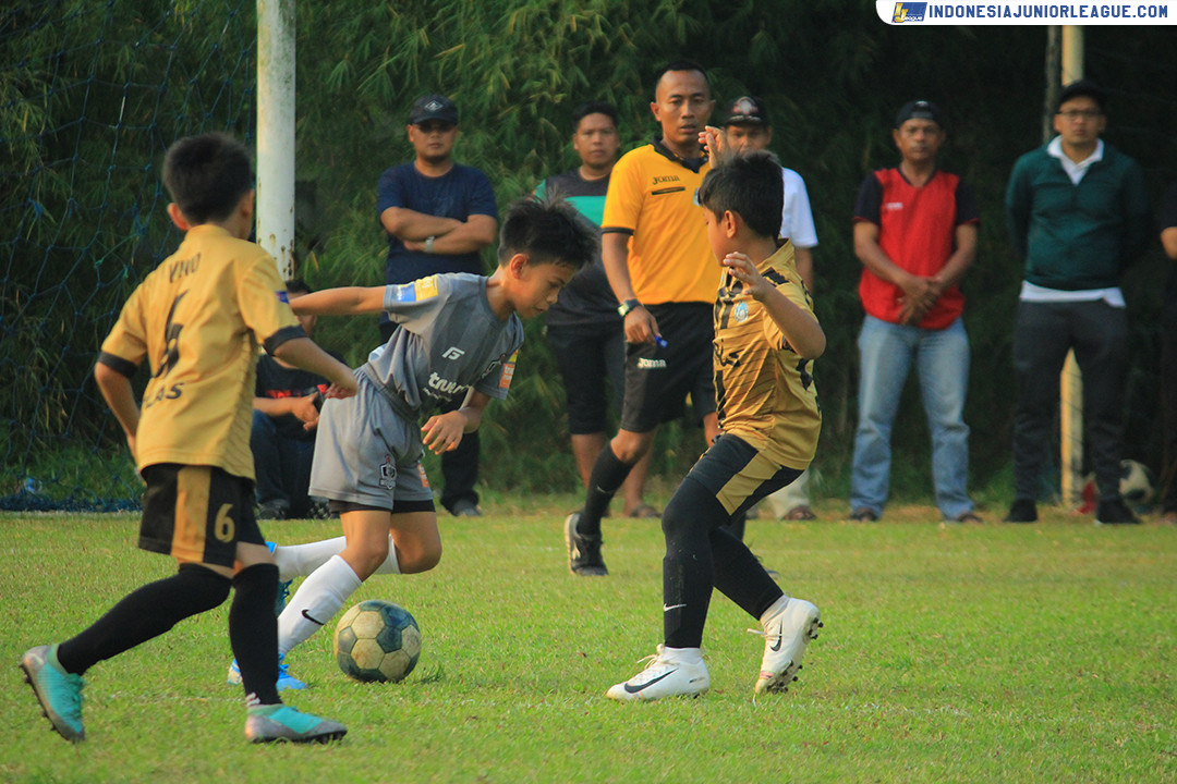 [U9-150919] ATLAS FC VS YOUNG WARRIOR FA