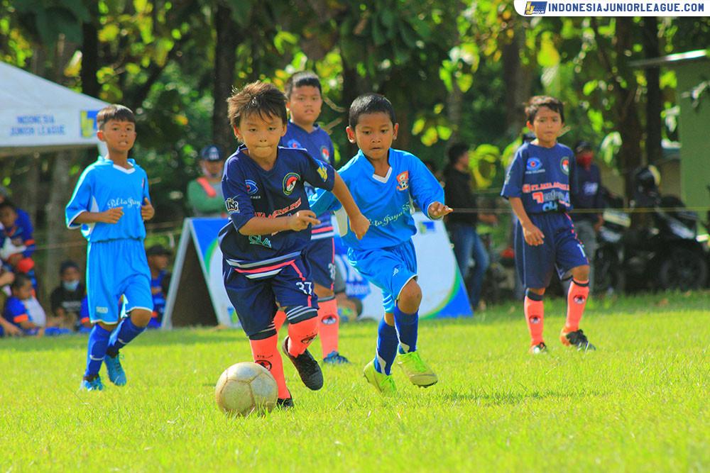 u9 280221 putra agung vs pelita jaya soccer school