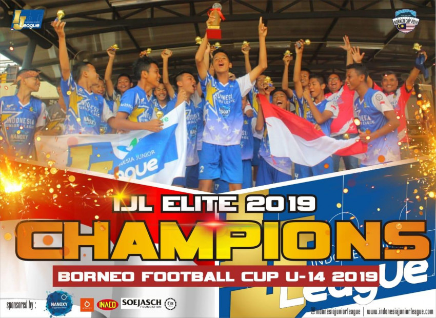 Epic Comeback, IJL Elite Rajai Borneo Football Cup U-14