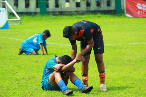 Hasil Lengkap Babak Champions 16 Besar IJL U-11: Berjubah Mental Baja, Berselimut Dewi Fortuna