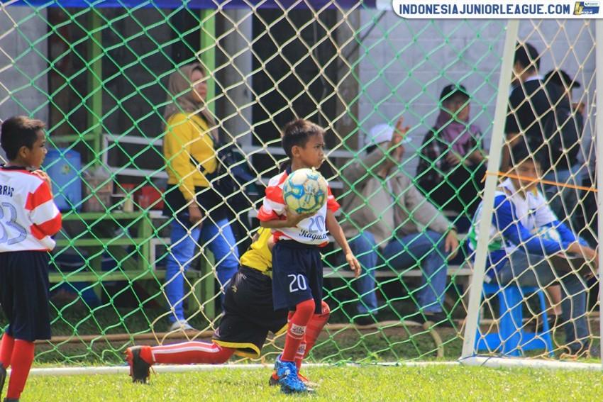 Ragunan Soccer School Menunggu Pecah Telur