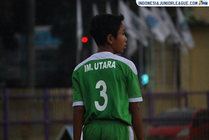 Indonesia Muda Utara Cium Aroma Poin Tiga