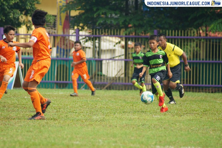 Ragunan Soccer School Bersiap Move-on