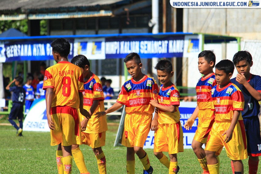 Tergabung di Grup Paling Panas, Salfas Soccer Tepis Jauh Rasa Jemawa