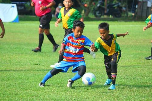 Hasil Lengkap Putaran Pertama Play-off Plate IJL U-9: Tak Ada Demam Panggung