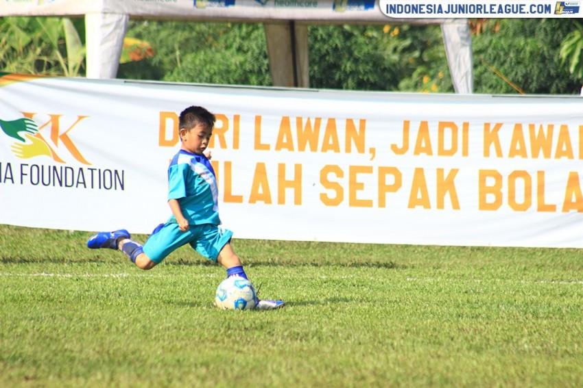 Ariendra Daffa Memang Pantas Naik Kelas