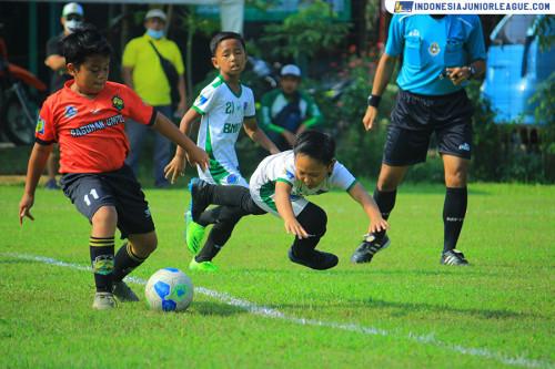 Hasil Lengkap Putaran Kedua Play-off Plate IJL U-9: Makin Dalam Injak Pedal Gas