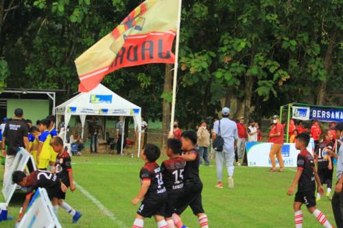 Java Soccer Academy Bukan Bermimpi di Siang Bolong