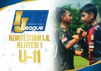 25 Tim Resmi Kantongi Tiket IJL U-11 2021/2022