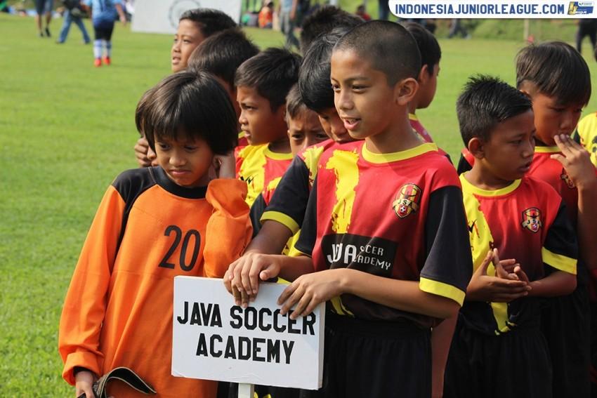 Hampir Digerus Zaman, Java Soccer Academy Gagah Berkibar