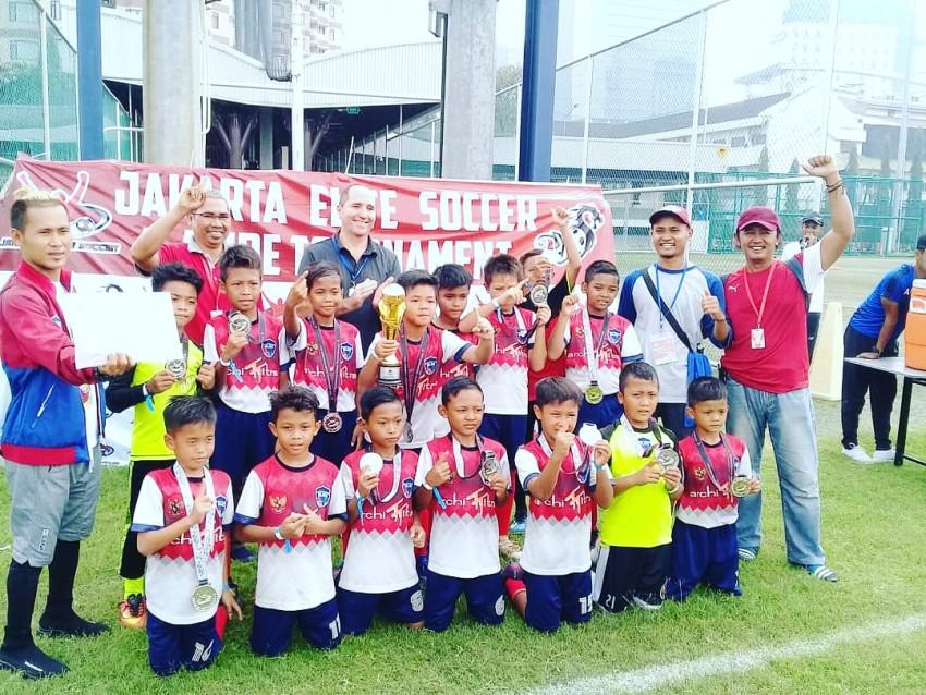 Nama Besar ASIOP Tidak Buat Alba FC Silau