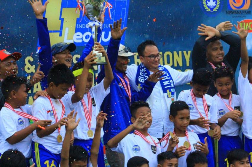 Epic Comeback, Giras Rajai Singgasana IJL U-11
