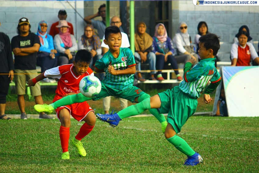 Hasil Lengkap Pekan Kelima IJL U-11; Level Persaingan Semakin Merata, Papan Klasemen Bergejolak