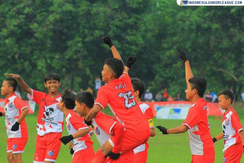 Garuda Junior Gelar Karpet Merah untuk Achmad Ardiansyah
