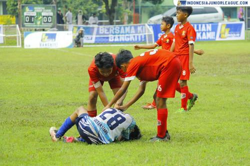 Hasil Fase Knock-out 16 Besar IJL U-13: Mental Juara yang Bicara