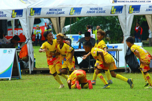 Salfas Soccer Tak Kurang Obat Pede Menatap Babak Plate
