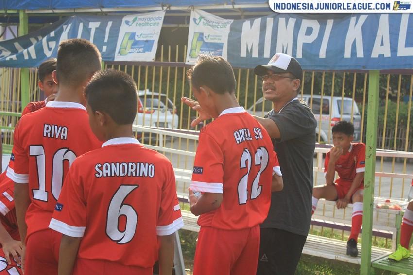 Skenario M'Private Soccer School