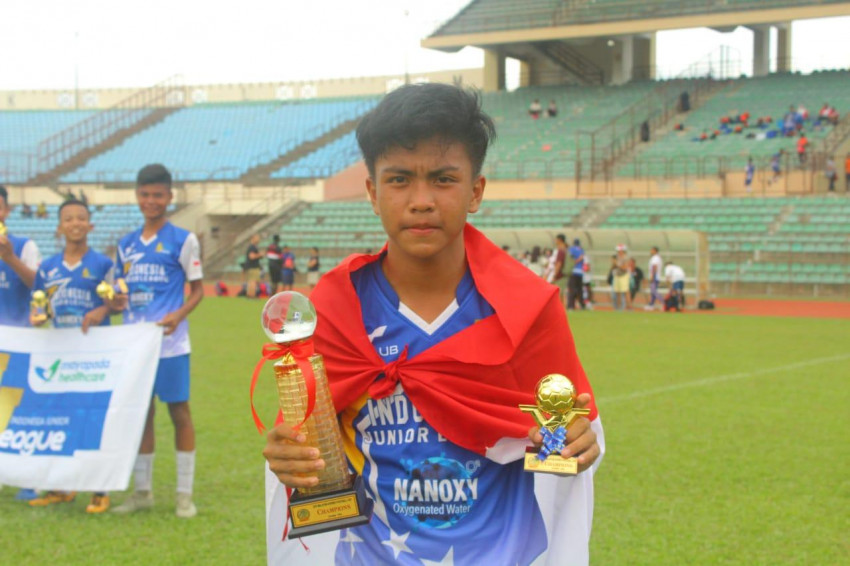 Bagas Prayoga: Gol Emas untuk Mendiang Rizki Fadillah