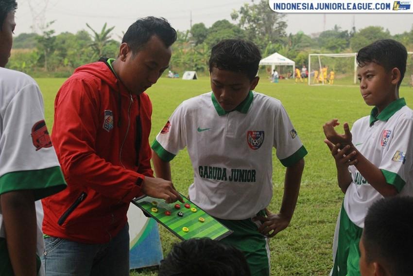 Garuda Junior Sudah Intip ASIOP