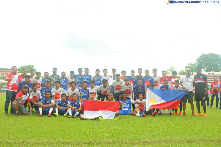 """Makati FC Ngebet """"Tanding Ulang"""" dengan IJL Elite"""