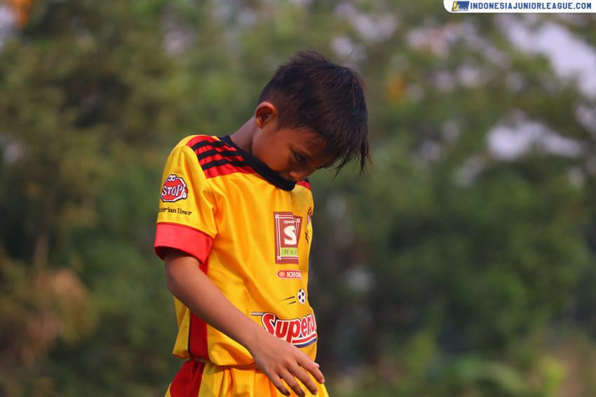 Tegakkan Kepala, Salfas Soccer Siapkan Penutup Manis