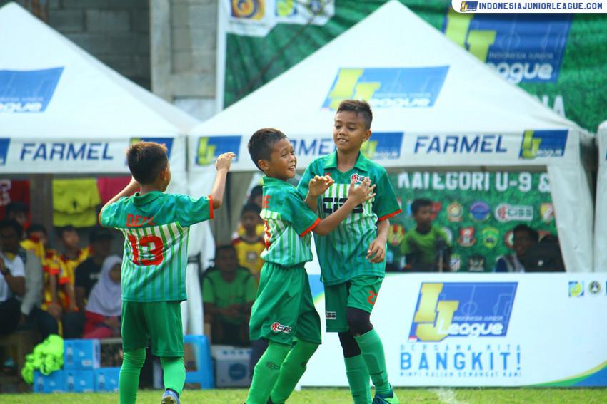 Dua Gol Aduhai Warnai Kampanye Flamboyan CISS